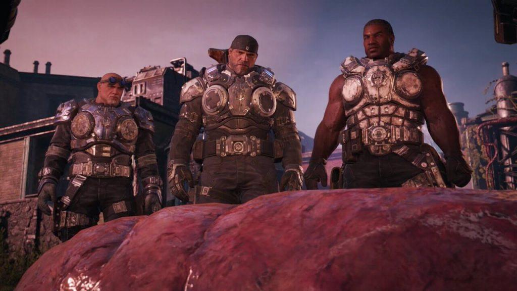 Воссоединения отряда Дельта – Gears of War 4