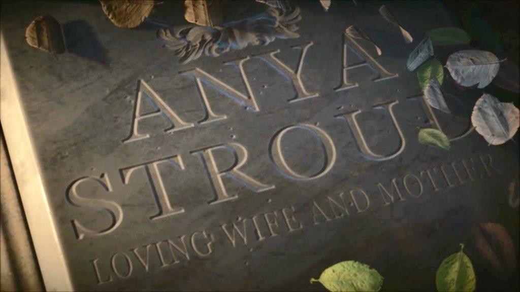Посещение могилы Ани – Gears of War 4