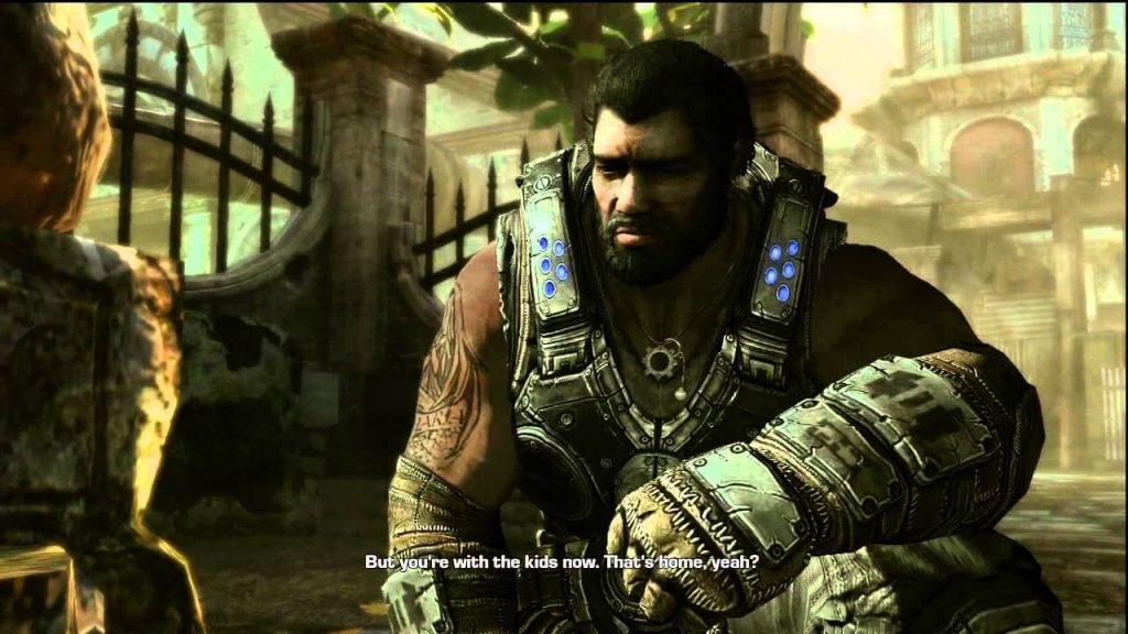 Dom's Sacrifice – Gears of War 3