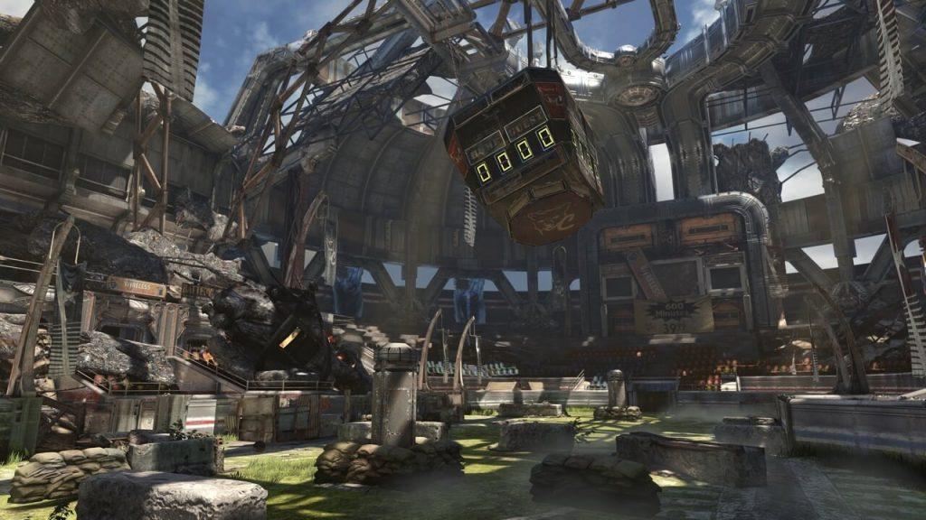 Коул возвращается в трешбол – Gears of War 3