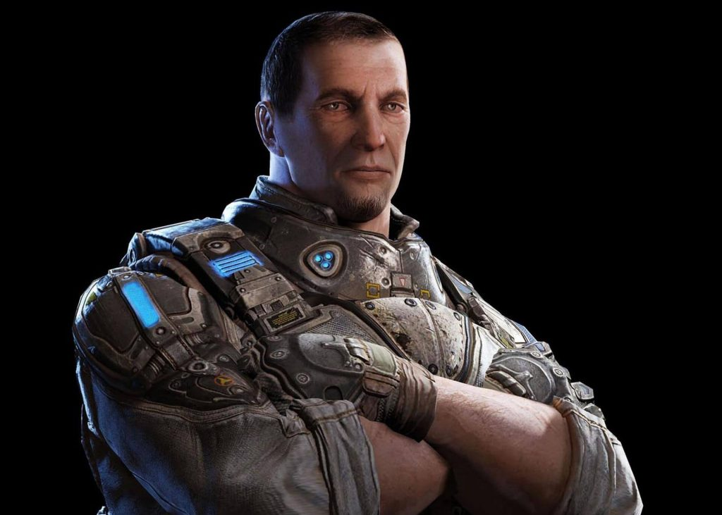 Речь председателя Прескотта – Gears of War 2
