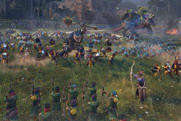 Анонсировано дополнение The Hunter & The Beast для Total War: Warhammer II