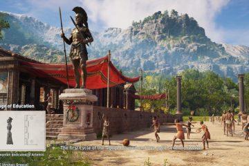 Assassins Creed Odyssey получила режим Discovery Tour