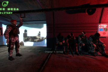 Версия раннего доступ Black Mesa: Military доступна для скачивания