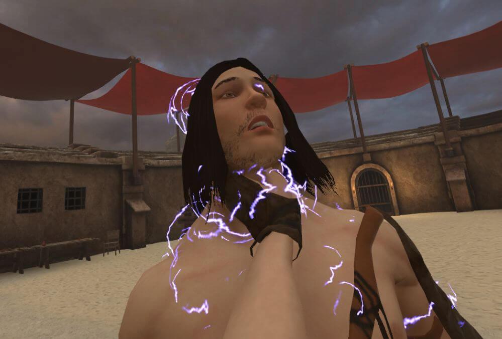 Моды для VR-игры Blade & Sorcery, позволяющие перевоплотиться в джедая или ситха