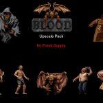 Для Blood: Fresh Supply появился мод, улучшающий текстуры с помощью ИИ