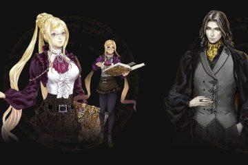 Castlevania: Grimoire of Souls - новые приключения вампиров для мобильных устройств
