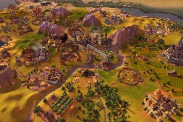 Civilization 6 - объявлена дата выхода консольной версии