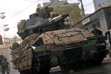 CoD: Modern Warfare - ОБТ с режимом Ground War для 64 игроков