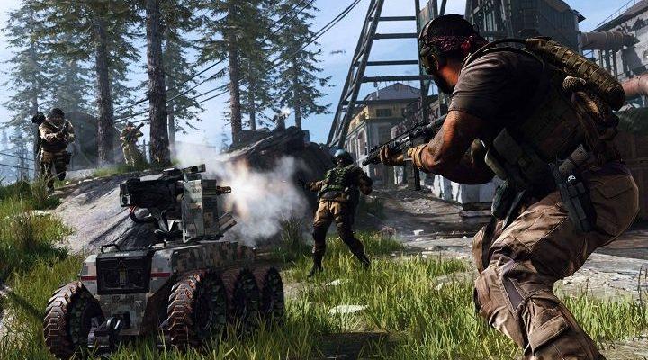 CoD Modern Warfare - режим Survival станет эксклюзивом для PS4
