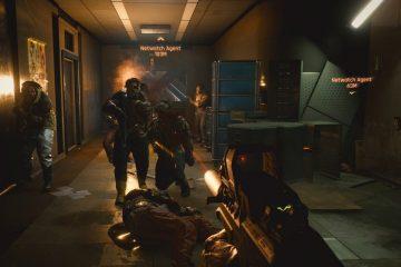 Cyberpunk 2077 - все кат-сцены будут от первого лица