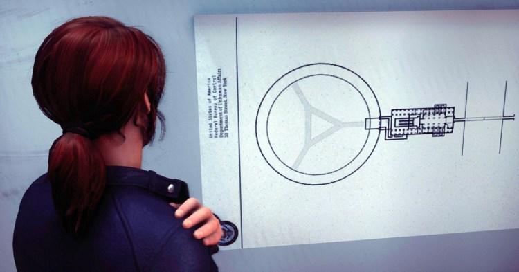 Действие игры Control происходит в реально существующем здании