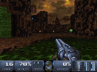Вышел Doom 4 Vanilla – потрясающий мод, который переносит Doom 2016 в классические игры Doom.
