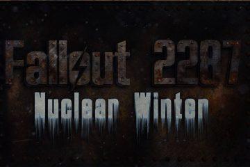 Fallout 2287 – Nuclear Winter – модификация, превращающая Fallout 4 в морозную игру на выживание