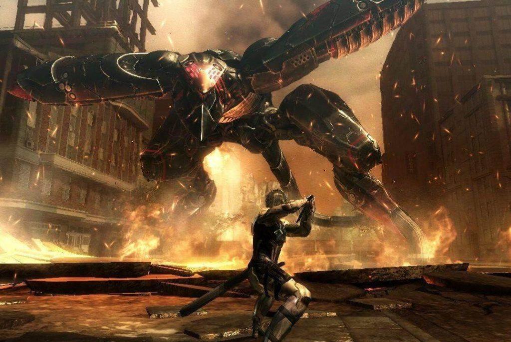 Metal Gear Rising: Revengeance – Режим Revengeance