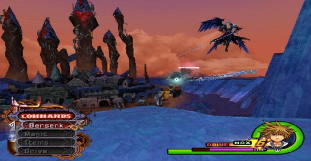 Kingdom Hearts 2 Final Mix - Критический Режим