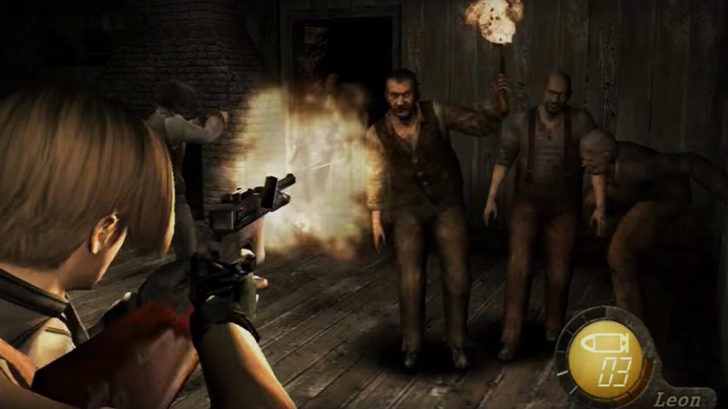 Хижина в лесу – Resident Evil 4