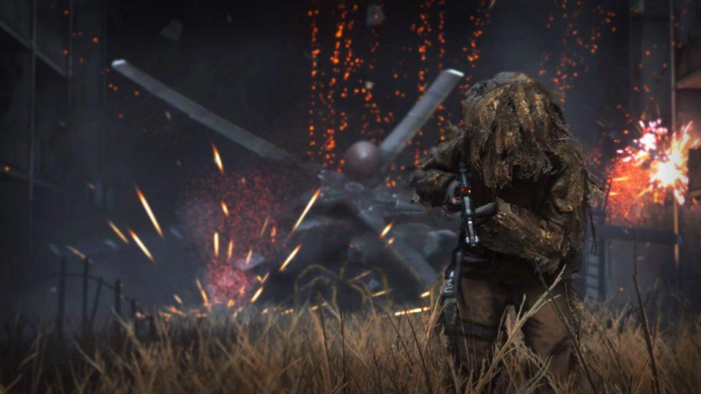 Чернобыль – Call Of Duty 4: Modern Warfare