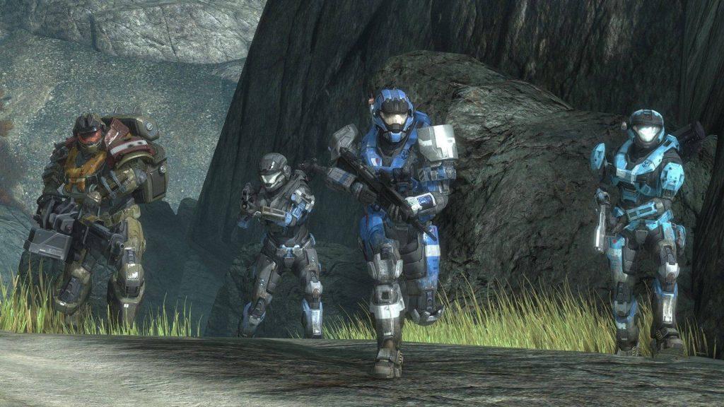 Обреченная шестерка – Halo Reach