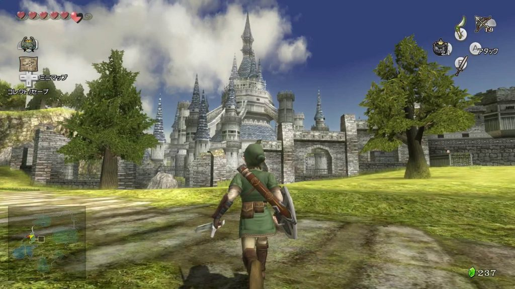 Пролог (The Legend of Zelda: Twilight Princess)