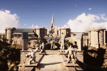Энтузиаст воссоздал столицу Альянса из World of Warcraft на движке Unreal Engine 4