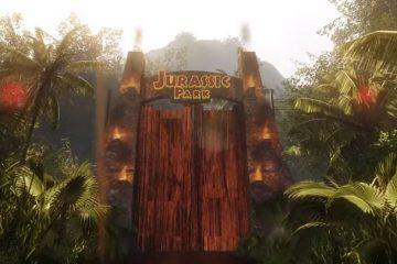 Jurassic Dream - бесплатная игра, позволяющая посетить Парк Юрского периода