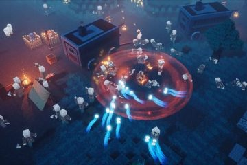 Minecraft Dungeons - представлен игровой процесс
