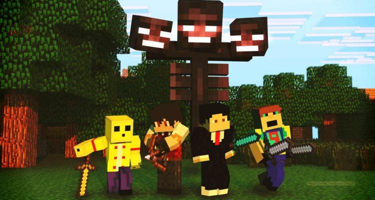 Minecraft поставил новый рекорд по посещаемости