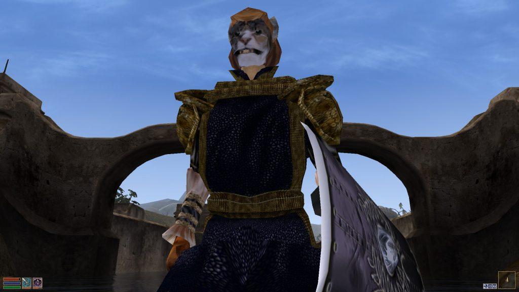 Мод добавляет хардкорный режим сложности в The Elder Scrolls III: Morrowind