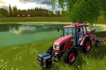 Объявлена дата выхода Farming Simulator 20 на Nintendo Switch