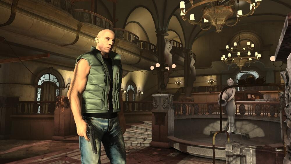 Stranglehold 2: Gun Runner