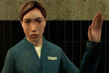 Персонажи Half-Life 2 могут наконец снова моргать