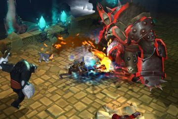 Runic Games создаст Torchlight-online