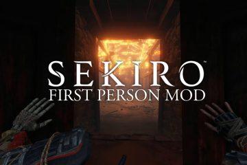 Благодаря этому моду вы сможете играть в Sekiro: Shadows Die Twice от первого лица