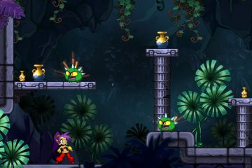 Shantae and the Seven Sirens - представлен игровой процесс