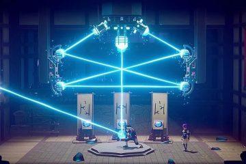 Shing - анонсирован новый файтинг и представлен геймплей