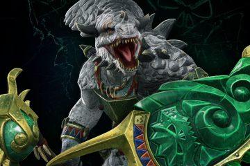 Следующее бесплатное DLC для Total War: Warhammer 2 добавит огромного ящера