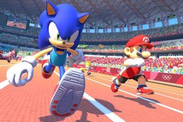 Sonic at the Olympic Games - представлена мобильная версия