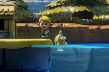 Состоялась премьера The Legend of Zelda: Link's Awakening