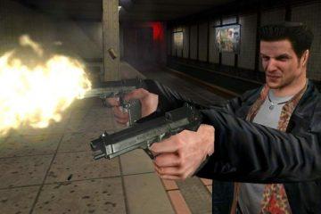 Создатели Max Payne дали герою неработающий пистолет