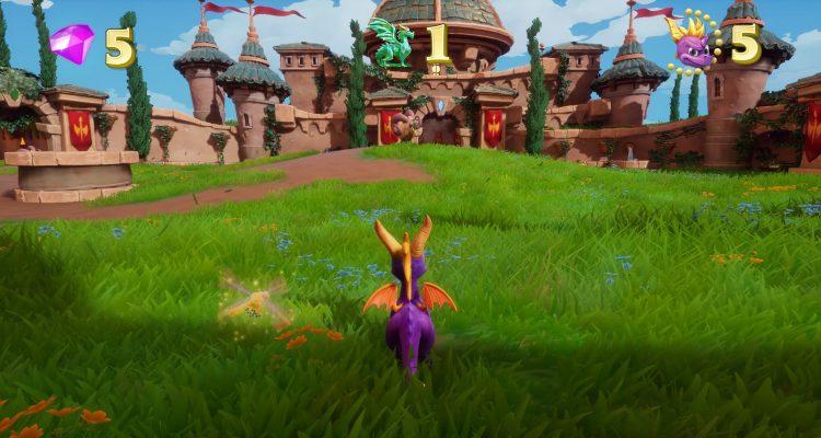 Первый мод для Spyro Reignited Trilogy на ПК добавляет поддержку сверхвысоких разрешений и настраиваемое поле зрения