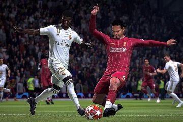 Стала доступна демонстрационная версия FIFA 20