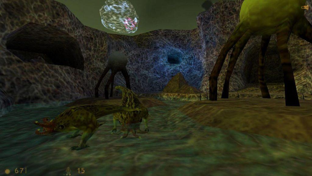 Half-Life – Зен