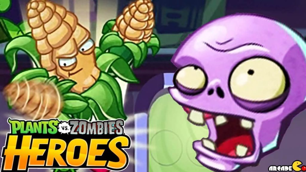 Plants vs. Zombies: Heroes – Миссия 20