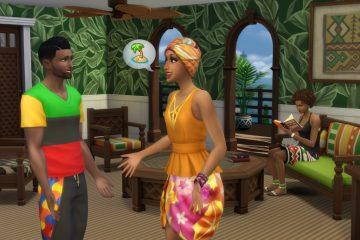 The Sims 4 празднует пятилетний юбилей с бесплатным контентом
