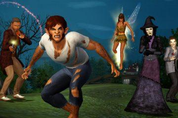 The Sims 4: Realm Of Magic представляет мир Гарри Поттера в новом игровом трейлере