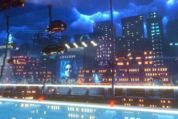 Трейлер Cloudpunk показывает первую ночь нового водителя в большом городе