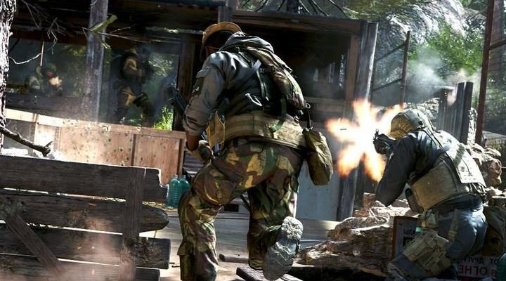 Утечка раскрыла режимы в Call of Duty Modern Warfare