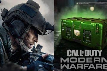 В CoD Modern Warfare будут лут-боксы с уникальным оружием
