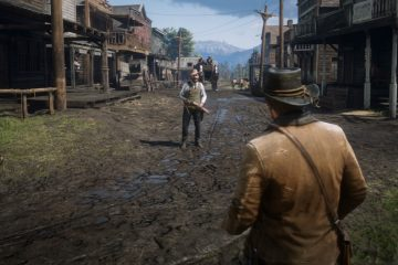 В файлах Red Dead Redemption 2 найдены настройки для ПК версии